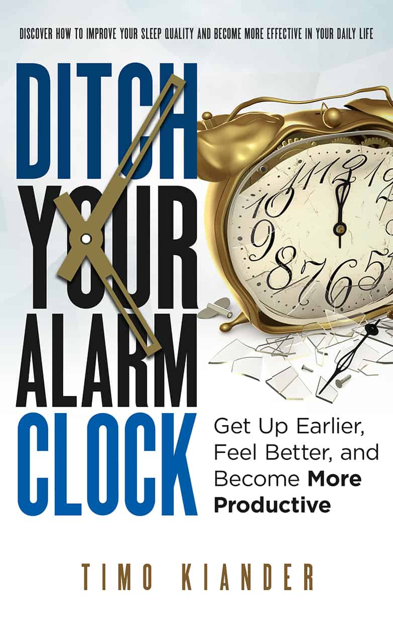 get up earlier become more productive